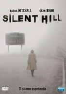 Silent Hill - Italian Movie Cover (xs thumbnail)