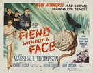 Fiend Without a Face - Movie Poster (xs thumbnail)