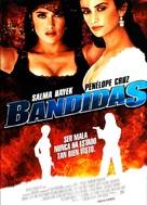 Bandidas - Spanish Theatrical poster (xs thumbnail)