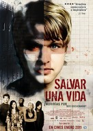 To Save a Life - Mexican Movie Poster (xs thumbnail)