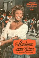 Madame Sans-Gêne - German Movie Poster (xs thumbnail)