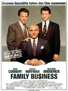 Family Business - German Movie Poster (xs thumbnail)