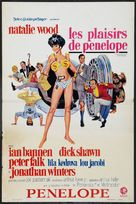 Penelope - Belgian Movie Poster (xs thumbnail)