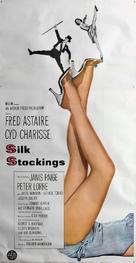Silk Stockings - Movie Poster (xs thumbnail)