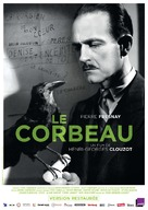 Le corbeau - French Re-release poster (xs thumbnail)
