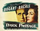 Dark Passage - Movie Poster (xs thumbnail)