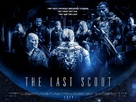 The Last Scout - British Movie Poster (xs thumbnail)