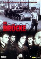 Die Brücke - German DVD cover (xs thumbnail)