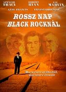 Bad Day at Black Rock - Hungarian Movie Poster (xs thumbnail)