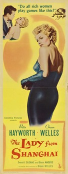 The Lady from Shanghai - Movie Poster (xs thumbnail)