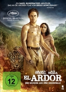 El Ardor - German DVD cover (xs thumbnail)