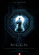 Moon - Czech Movie Poster (xs thumbnail)