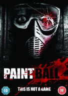 Paintball - British Movie Cover (xs thumbnail)