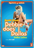 Debbie Does Dallas - French DVD cover (xs thumbnail)