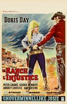 The Ballad of Josie - Belgian Movie Poster (xs thumbnail)