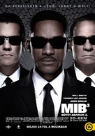Men in Black 3 - Hungarian Movie Poster (xs thumbnail)