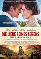 The Railway Man - German Movie Poster (xs thumbnail)