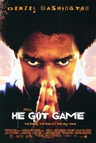 He Got Game - Movie Poster (xs thumbnail)