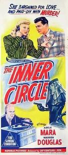 The Inner Circle - Australian Movie Poster (xs thumbnail)