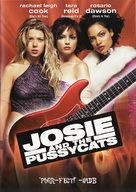 Josie and the Pussycats - Norwegian DVD cover (xs thumbnail)