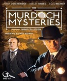 """Murdoch Mysteries"" - Blu-Ray movie cover (xs thumbnail)"