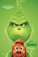 The Grinch - Dutch Movie Poster (xs thumbnail)