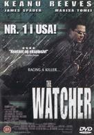 The Watcher - Danish DVD cover (xs thumbnail)
