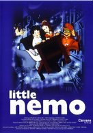 Little Nemo: Adventures in Slumberland - French DVD cover (xs thumbnail)