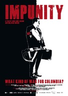 Impunity - Swiss Movie Poster (xs thumbnail)