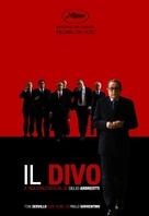 Il divo - Portuguese DVD cover (xs thumbnail)