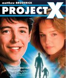 Project X - Blu-Ray cover (xs thumbnail)