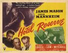 Hotel Reserve - Movie Poster (xs thumbnail)