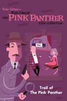 Trail of the Pink Panther - DVD cover (xs thumbnail)