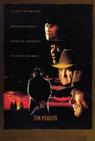 Unforgiven - Spanish Movie Poster (xs thumbnail)