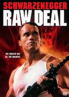 Raw Deal - DVD cover (xs thumbnail)