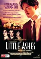 Little Ashes - Australian Movie Poster (xs thumbnail)