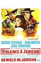 Rough Night in Jericho - Belgian Movie Poster (xs thumbnail)