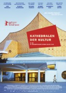 """""""Cathedrals of Culture"""" - German Movie Poster (xs thumbnail)"""