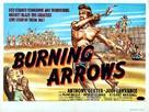 Captain John Smith and Pocahontas - British Movie Poster (xs thumbnail)