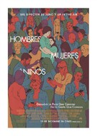 Men, Women & Children - Spanish Movie Poster (xs thumbnail)