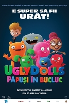 UglyDolls - Romanian Movie Poster (xs thumbnail)