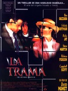 The Spanish Prisoner - Spanish Movie Poster (xs thumbnail)