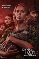 A Quiet Place: Part II - French Movie Poster (xs thumbnail)