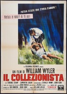 The Collector - Italian Movie Poster (xs thumbnail)