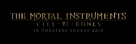 The Mortal Instruments: City of Bones - Logo (xs thumbnail)