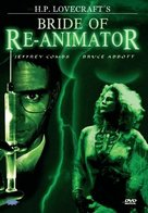 Bride of Re-Animator - DVD cover (xs thumbnail)