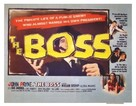The Boss - Movie Poster (xs thumbnail)