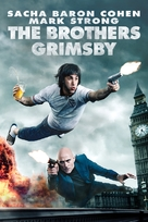 The Brothers Grimsby - DVD movie cover (xs thumbnail)