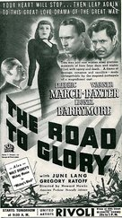 The Road to Glory - poster (xs thumbnail)