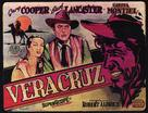 Vera Cruz - Spanish Movie Poster (xs thumbnail)